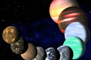 "Alien planets catalog nears 1000; ""Strangest Planets"" gallery"