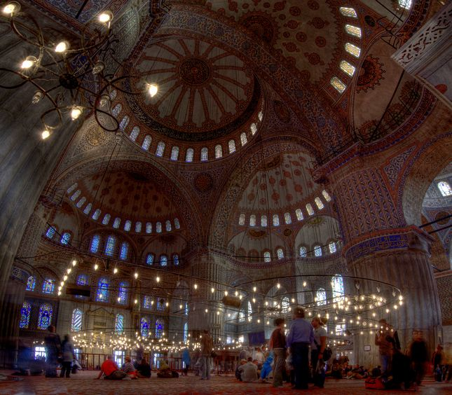 Sultan+Ahmed+Mosque+/+Blue+Mosque+(Sultan+Ahmet+Camii)