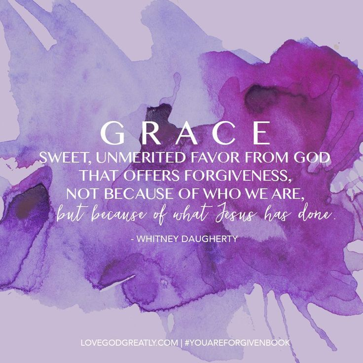 For it is by grace you have been saved, through faith - and this not from yourselves, it is the gift of God - not by works, so that no one can boast. Ephesians 2:8-9