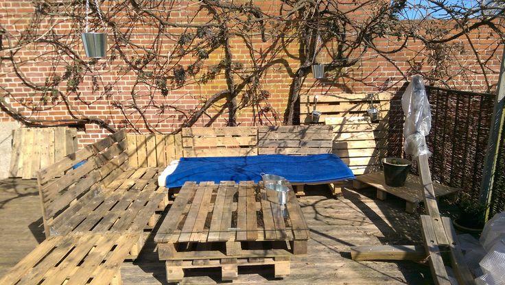 Havemøbler næste færdigt