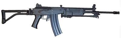 Galil Assault Rifle 5.56mm