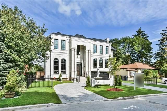 *Masterpiece W/Spectacular Atten To Details--Luxurious & Dynamic Contemporary-Workmanship To Perfection:Apx 5200Sf+2200Sf W/O Finished Bsmt:Exiquite E/Features Finishing:Circular Drvwy,Hi Ceilings(13' Foyer,11' Main,9' 2nd),Heated Flrng,Spacious Moview Theatre,Floating S/Case,Chef's Dream Kit W/Centre Island Combined Brkfst Bar,Lavish Fam Combined W/Sitting Area,Epve-Soundpf Flr To Ceng Wnws,Gorgeous Master Retreat,Open 2nd Family(2nd Flr) W/Wet Bar & More!