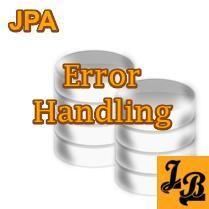 How-to resolve javax.persistence.NoResultException OR javax.persistence.NonUniqueResultException in JPA