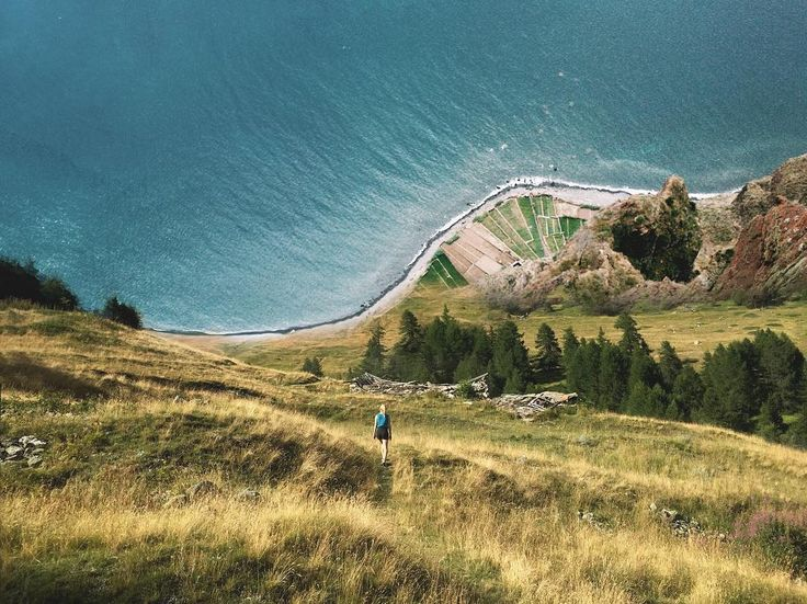 Laurent Rosset Surreal Infinity Landscapes