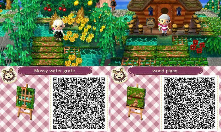 Les 73 meilleures images propos de acnl qr paths sur for Carrelage kitsch animal crossing new leaf