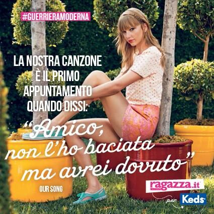 Cool summer girls wear sneakers Keds. Taylor Swift loves Keds.