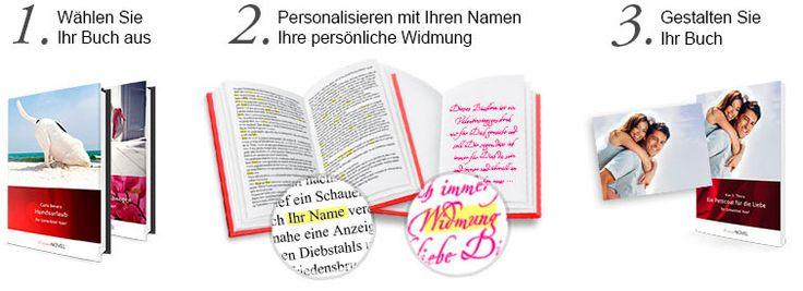 Personalisierte Bücher