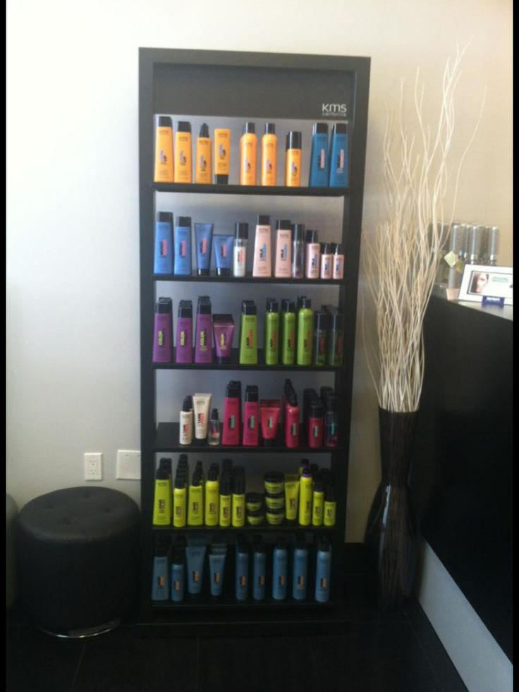 KMS hair products sold @ Kevay Salon