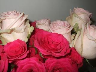 Columbia Road Flower Market - Roses