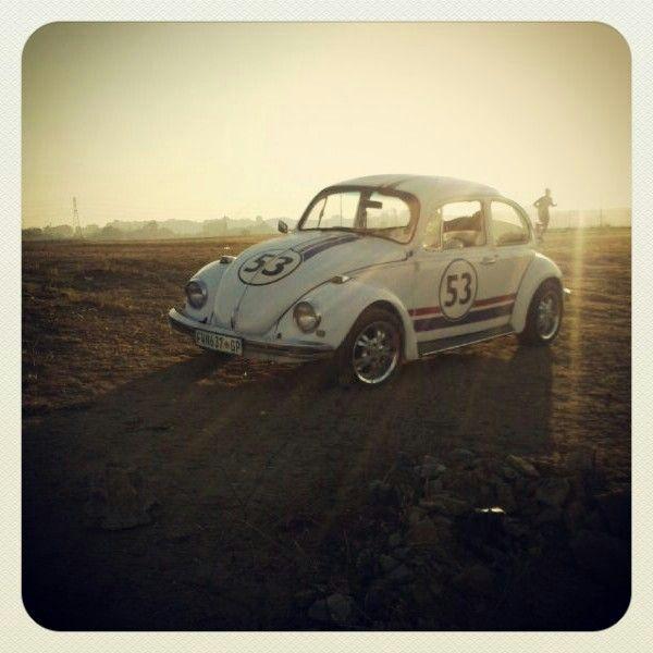Herbie SA loves runners.