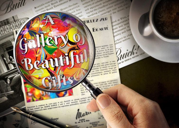 "#CALARTNZ: Putting the magnifying glass on ""A gallery of beautiful gifts"""