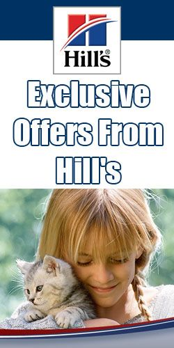 Get Exclusive Offers from Hill's