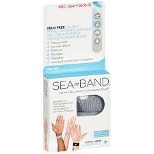 Sea Band...onmisbaar tegen wagenziekte