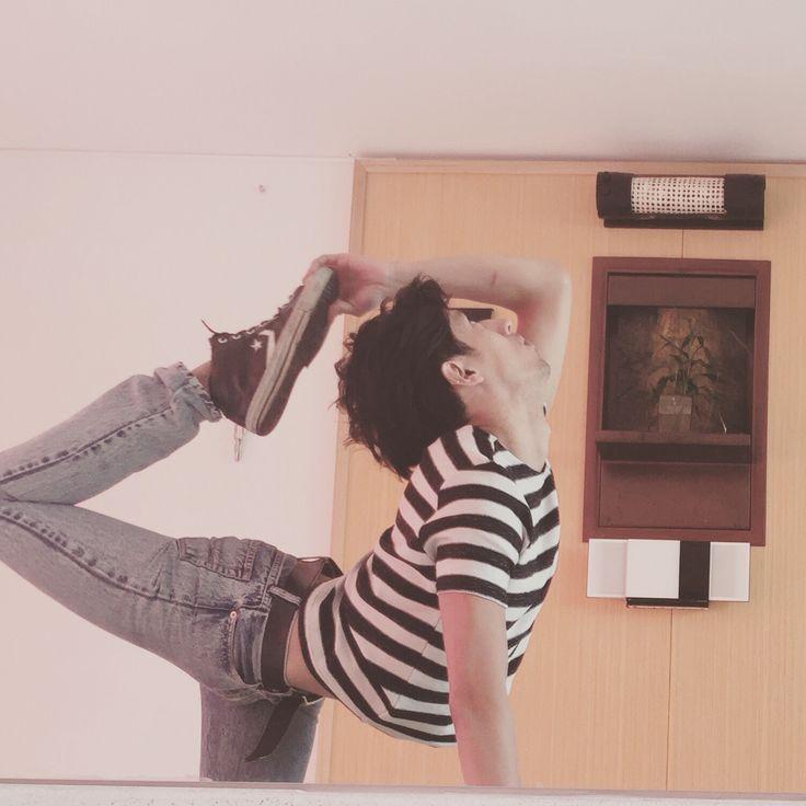 Yoga every day! #Broga