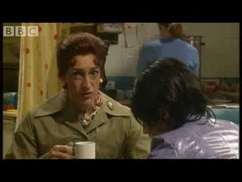 Funny EastEnders spoof! Dot Cotton and Kat Slater funny accents - Alist...