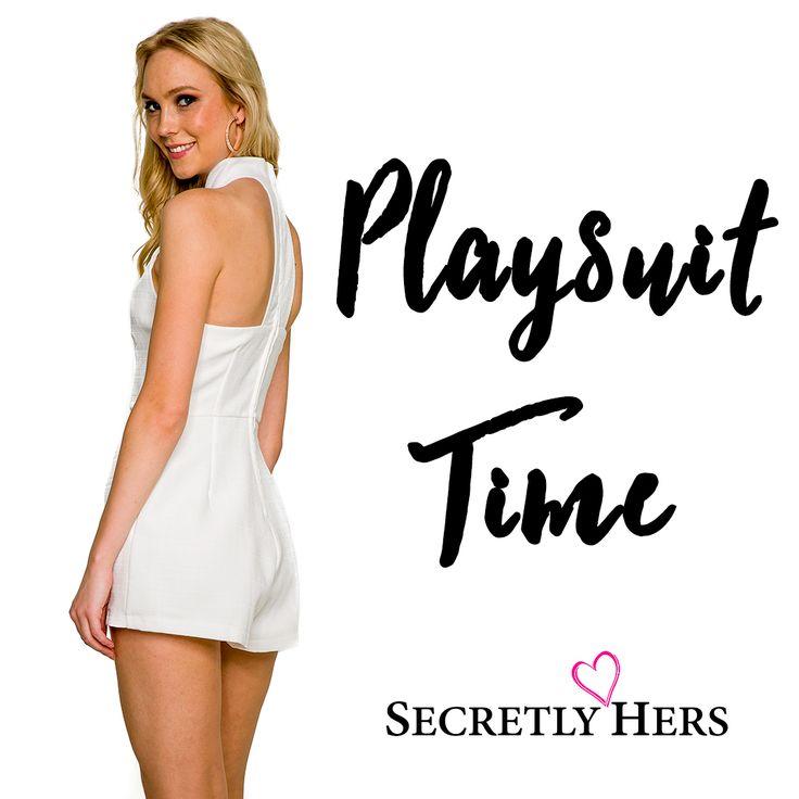 #playsuit #dress