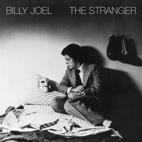 The Stranger by Billy Joel (1977) | Community Post: 42 Classic Black And White Album Covers