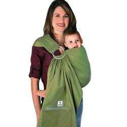 100% organic cottom fabric slings are perfect for any season and any outfit. You will fall in love with these soft and snuggly slings! http://funfactsoflife.com/zolo-sling #zolosling #babysling #momandbaby