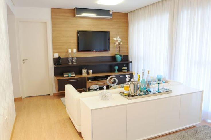 Idéias de decoração de quarto pequeno   – Decoração Apartamento Pequeno
