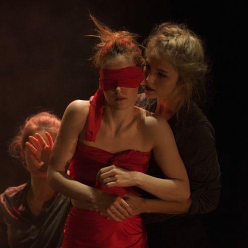 Iustitia , a dance performance classical concert show by Ingrid Sørensen, norwegian dancer and choreographer www.ingridsorensen.no