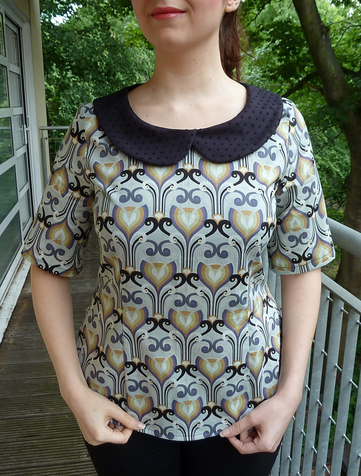 Alma Blouse Pattern Uk 121