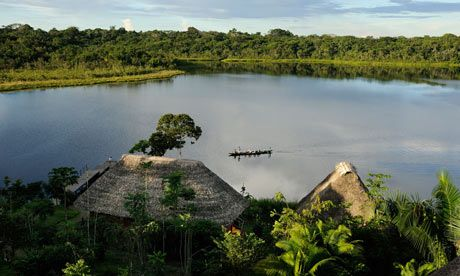 Ecuador approves Yasuni national park oil drilling in Amazon #rainforest. #Environment #Climate