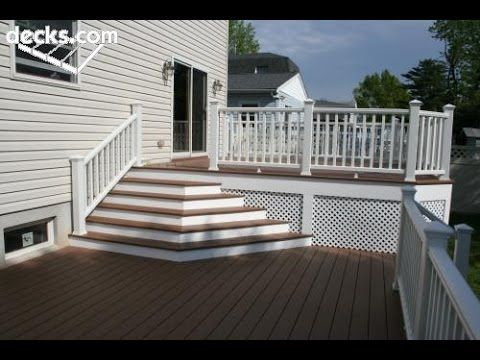 Composite Deck Boards | Black Composite Deck Boards