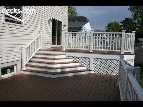 Composite Deck Boards | Black Composite Deck Boards