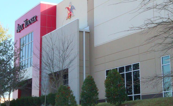 Anheuser-Busch beverage distributor Ajax Turner in La Vergne, Tennessee.