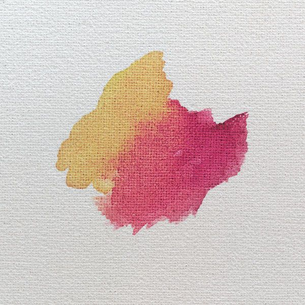 watercolor canvas roll material