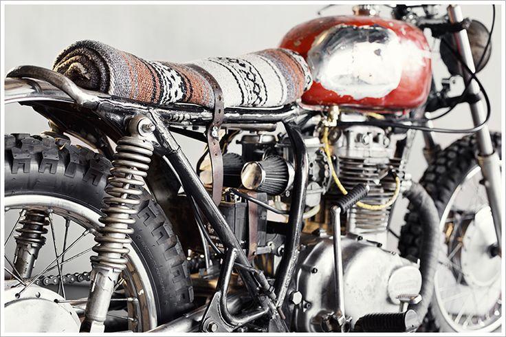 '75 Honda CB360T - 'Cowboy' - Pipeburn - Purveyors of Classic Motorcycles, Cafe Racers & Custom motorbikes