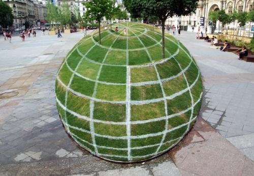 #optical illusion #3: François Abélanet, Artists, Landscapes Art, Optical Illusion Art, Street Art, Landscape Art, Landart, Optical Illusions Art, Land Art