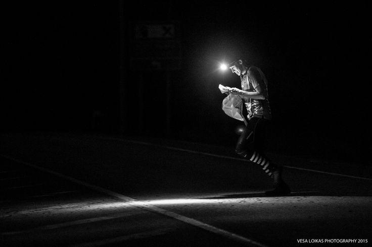 WARNING - Orienteering Crossing — Vesa Loikas Photography