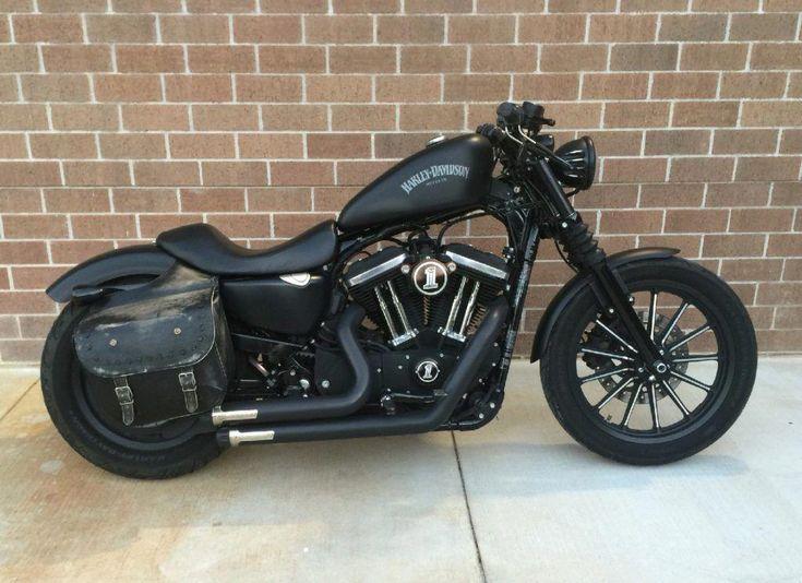 Top Harley Davidson Iron 883 Motorcycle Picture 15 #HarleyDavidsonCustom