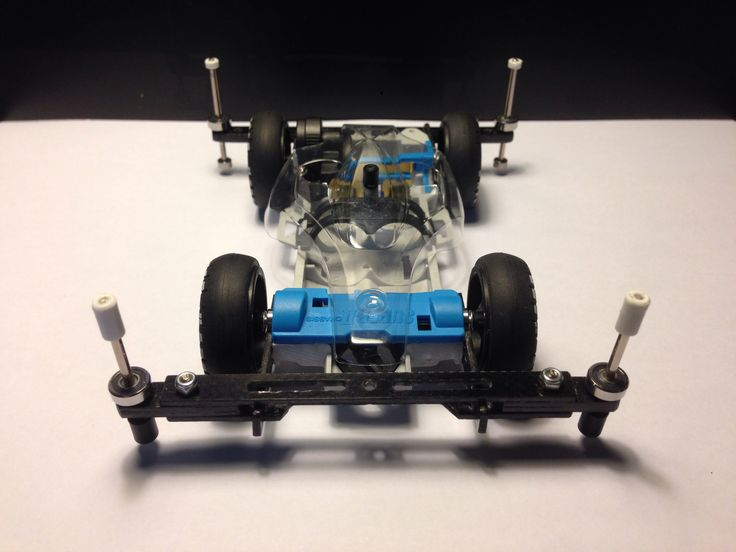 Avante Jr. S2 Speed #tamiya #mini4wd #ミニ四駆