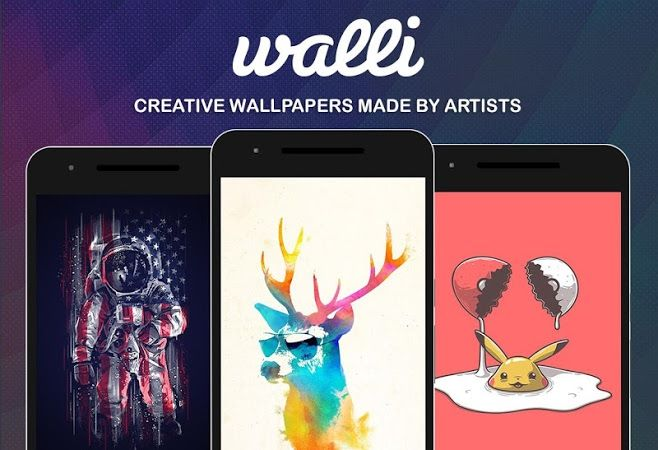 Walli - Wallpapers HD v2.5 [Unlocked]   Walli - Wallpapers HD v2.5 [Unlocked]Requirements:4.1 and upOverview:On average nowadays we check our phone over a hundred times a day. Our phone wallpaper being the first thing we see it can really influence our mood and it is also a great way to express our unique personality.  This is why we launched Walli a creative wallpapers app to make sure you always have a cool wallpaper at hand. We think its important that you can easily find inspiring and…