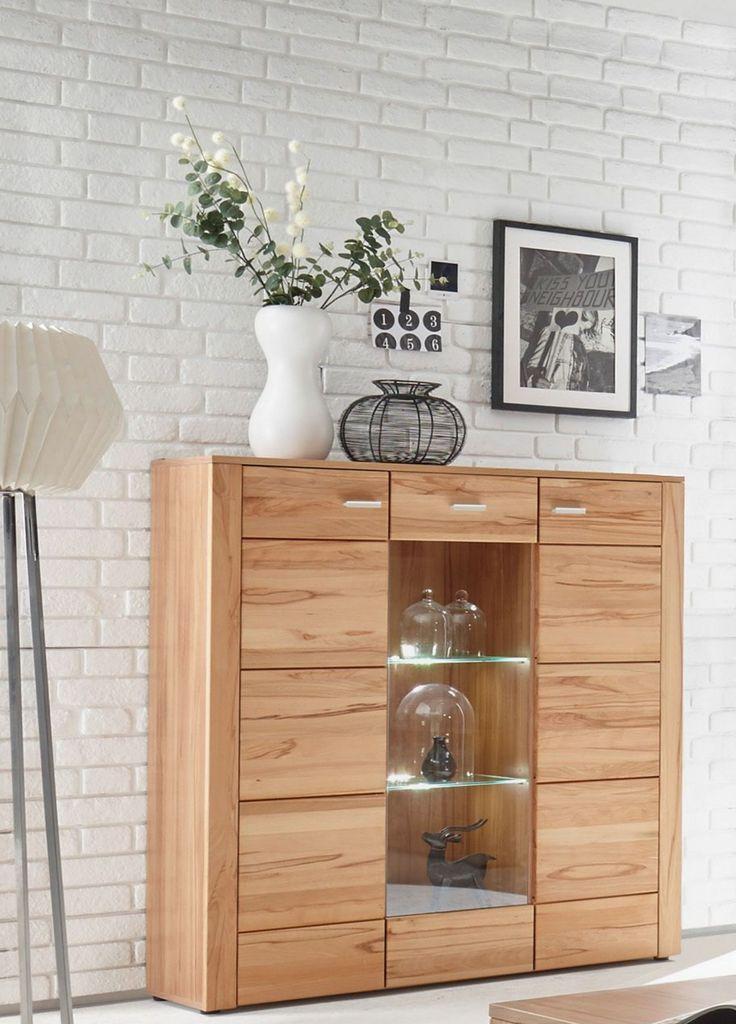 Highboard Kernbuche Mit Glaseinlegeböden Teilmassiv Woody 61-00173 Holz Modern Jetzt bestellen unter: https://moebel.ladendirekt.de/wohnzimmer/tv-hifi-moebel/staender-standfuesse/?uid=646c0fa9-280c-5a60-a0ac-9f1a3d06bf77&utm_source=pinterest&utm_medium=pin&utm_campaign=boards #fuesse #staenderst #wohnzimmer #tvhifimoebel