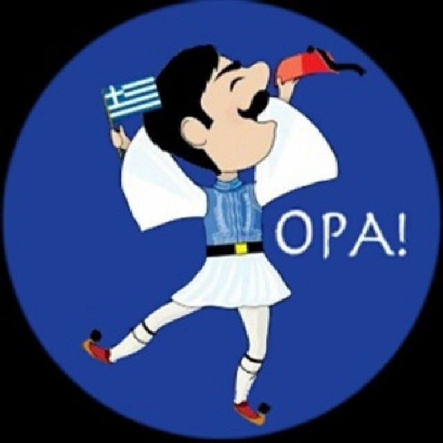 Greek guy