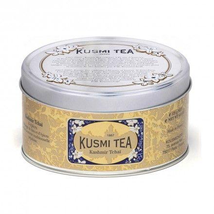 Kashmir Tchai - black tea with spices