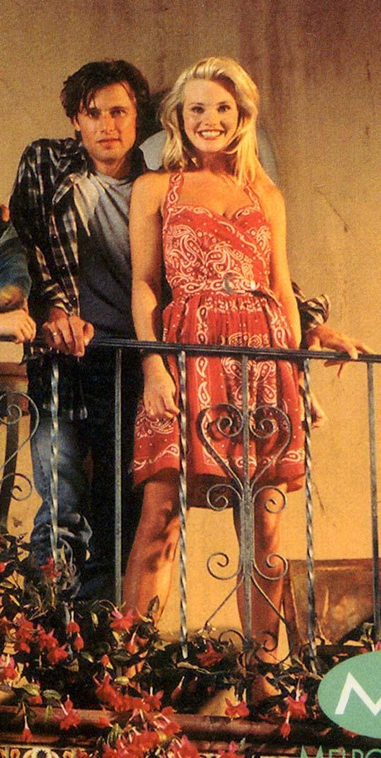 Jake (Grant Show) & Sandy (Amy Locane)