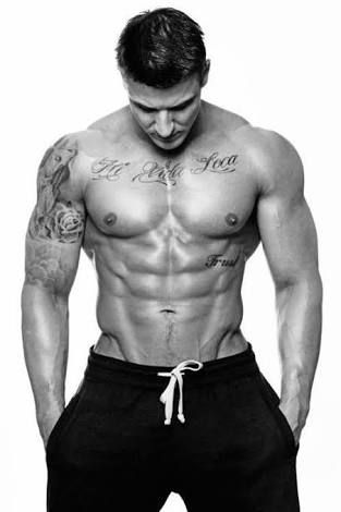 body builders tattoos - Google Search