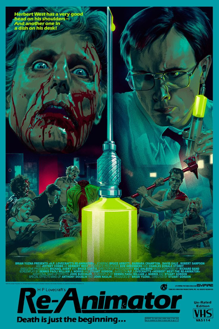 Re-Animator by Stan & Vince