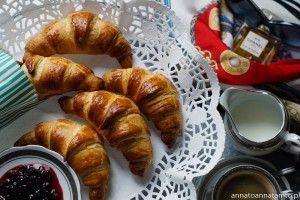 Mój Paryż. Moja miłość / Przepis na croissant au beurre - annatoannatamto.pl