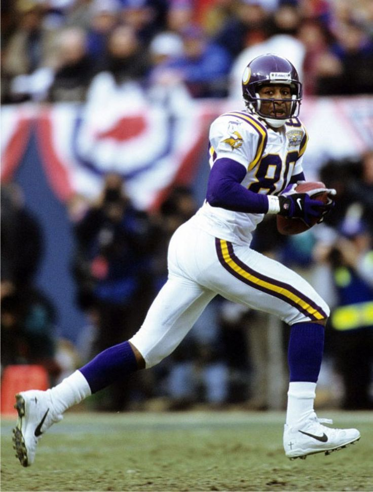 Cristopher (Chris) D. Carter is a former American football and Hall of Fame player in the National Football League. He played wide receiver for the Philadelphia Eagles (1987–89), the Minnesota Vikings (1990–2001) and the Miami Dolphins (2002).