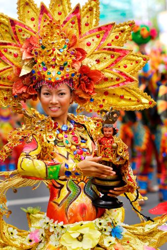 Fiesta: Sinulog Parade!
