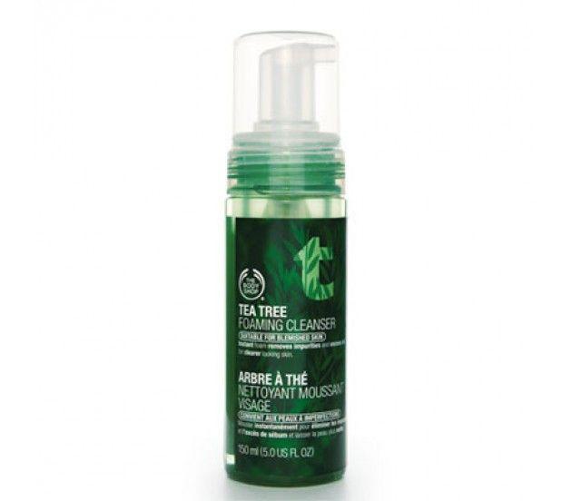 The Body Shop Tea Tree Skin Clearing Foaming Cleanser 150ml/5.0fl oz