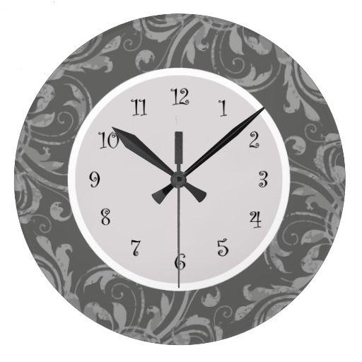Designer wall clocks 10 handpicked ideas to discover in home decor for Designer kitchen wall clocks