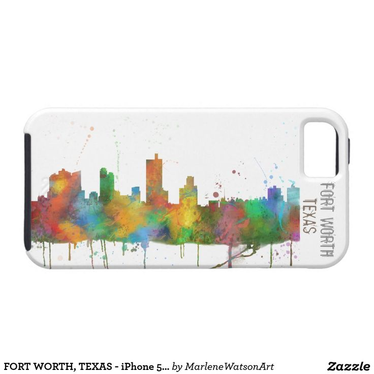 FORT WORTH, TEXAS - iPhone 5 case