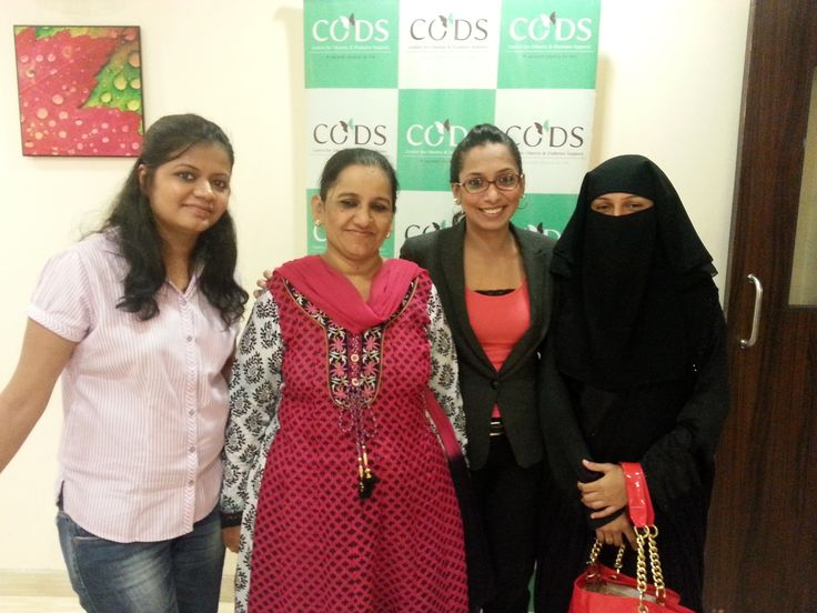 CODS India Team talk and discuss with patients old and new alike, swap ideas and inspire others over a cup of coffee.