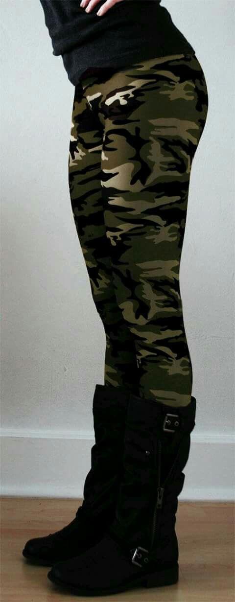 Best 25+ Camo leggings ideas on Pinterest | Camo leggings outfit Camo pants outfit and Camo ...